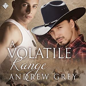 A Volatile Range: Stories from the Range, Book 6 | [Andrew Grey]
