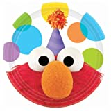 Sesame Street Elmo Party - Dessert Plates Party Accessory