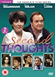 Second Thoughts - The Complete Third Series [DVD]