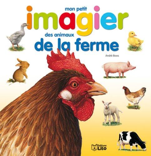 Images et mots mon petit imagier des animaux de la ferme - Imagier animaux de la ferme ...