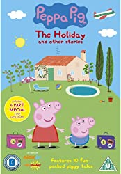 Peppa Pig - The Holiday (Vol 19) [DVD]