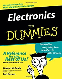 Electronics For Dummies (For Dummies (Lifestyles Paperback)) from For Dummies