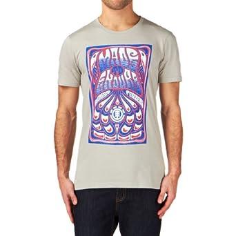 Element - T-shirt -  Homme -  Gris - Gris - XS