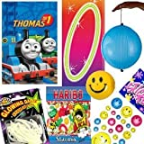 PRE FILLED Thomas the Tank Engine PREMIUM Party Bag (Mixed Toys)