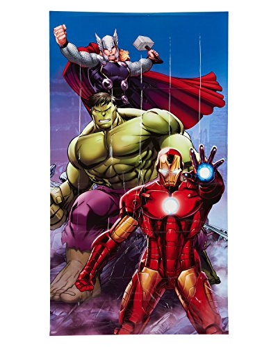 Marvel Avengers Door Cover, Party Supplies