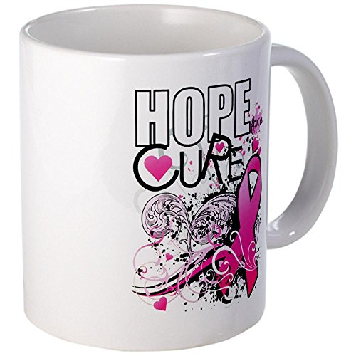 Mug Mega Size (Coffee Drink Cup) Cancer Awareness Hope For A Cure