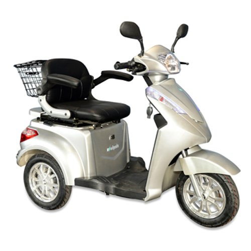 E-Wheels-EW-38-3-Wheel-700W-High-Power-Electric-Mobility-Scooter-Silver