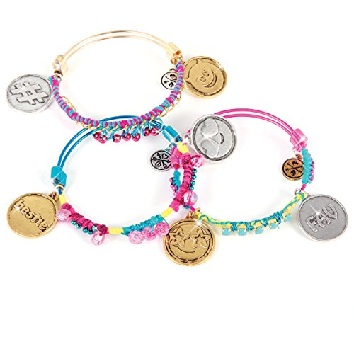Charmazing All Wrapped Up Bracelets - Emoji Collection - 1