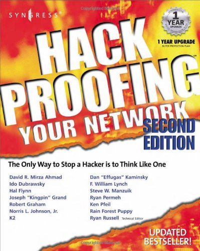 Hack Proofing Your Network