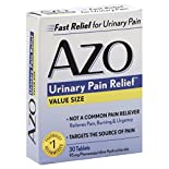 Azo Urinary Pain Relief, Tablets, Value Size, 30 tablets