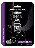 Dane Elec High Speed Class 10 Secure Digital Card DA-SD-1008G-C