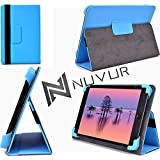 Baby Blue Acer Iconia Tab (A110 07 G08 U) Case|Cover With Adjustable Stand Nu Vur |Mu08 Exb2|