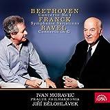 Beethoven : Concerto Pour Piano Et Orchestre N°4 Op. 58 - Franck : Variations Symphoniques - Ravel..