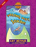 Wrong Way, Jonah! (Discover 4 Yourself® Inductive Bible Studies for Kids) (0736902031) by Arthur, Kay