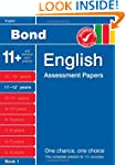 Bond English Assessment Papers 11+-12...