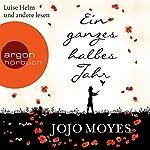Ein ganzes halbes Jahr | Jojo Moyes