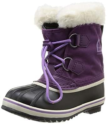 Amazon.com: Sorel Youth Yoot Pac Nylon Winter Boot (Little