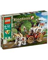 Lego Kingdoms - 7188 - Jeu de Construction - L'Embuscade du Carrosse du Roi