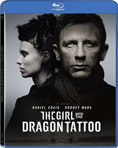 Blu-ray : The Girl With The Dragon Tattoo (Widescreen, Digital Copy, Repackaged, Subtitled, 2PC)