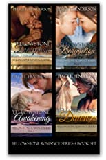 Yellowstone Romance Series 4 Book Bundle (Books 2-5)