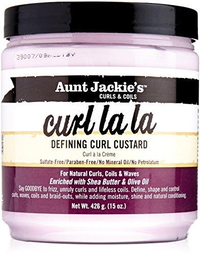 Aunt Jackie Curl La La Defining Curl Custard 426g