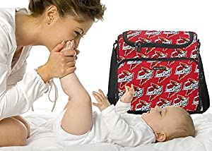 ISU Cyclones Diaper Bag Iowa State University - Baby Shower Bag for New Dad or M