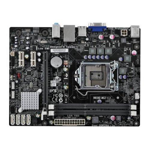 ECS H61H2-M12 Micro ATX LGA1155 Motherboard (H61H2-M12