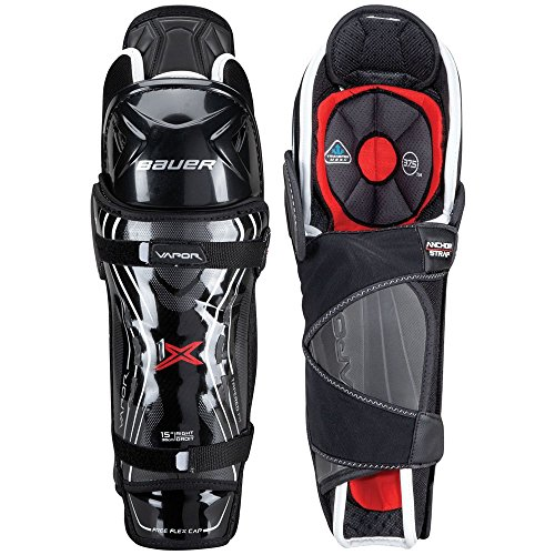 BAUER Vapor 1X Shin Guards Sr (Vapor Shin Guards compare prices)