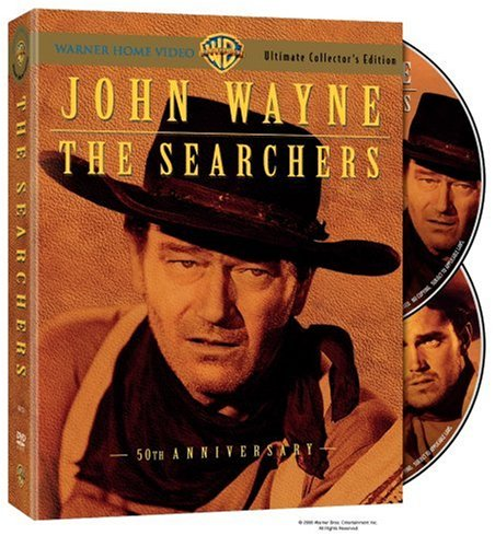 Cover art for  The Searchers (Ultimate Collector&#039;s Edition)