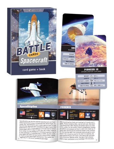 Battle Cards Spacecraft