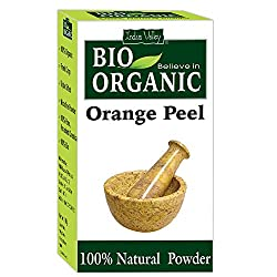 Indus Valley Organic Orange Peel Powder 100gm