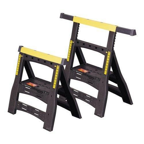 Charmant #Stanley 60622 Folding Adjustable Sawhorse