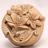 Flowers 50002 Craft Art Silicone Soap mold Craft Molds DIY Handmade soap molds