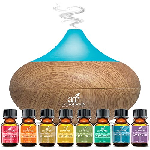 Buy Art Naturals Essential Oil Diffuser Set Now!