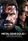 GB eye Metal Gear Solid Game Cover Maxi Poster, Multi-Colour