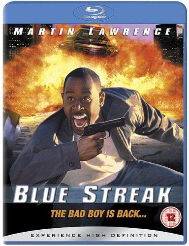 Бриллиантовый полицейский / Blue Streak (1999/BDRip/HQ)