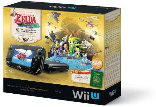The Legend of Zelda™: The Wind Waker (HD Deluxe Set) for Nintendo Wii U (Wii U Console 32gb compare prices)