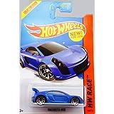 2014 Hot Wheels Hw Race 160/250 - Mastretta MXR