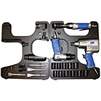 Campbell Hausfeld CHK01400AV 3-in-1 Air Tool Kit with Accessories from Campbell Hausfeld