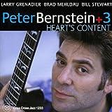 echange, troc Peter Bernstein + 3 - Heart's Content