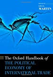 img - for The Oxford Handbook of the Political Economy of International Trade (Oxford Handbooks) book / textbook / text book
