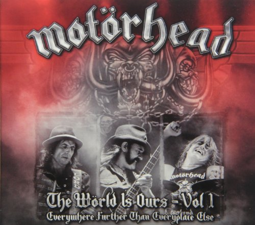 MOTORHEAD - The World Is Ours - Vol.1 - Zortam Music