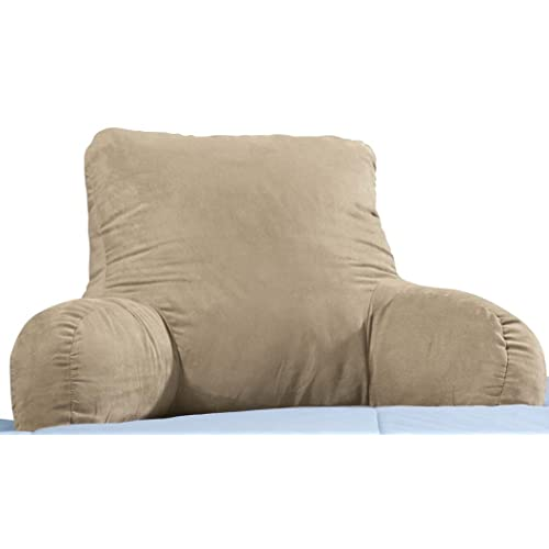 WalterDrake Beige Backrest Pillow