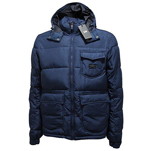 1085N piumino LEE giubbotto giacche uomo jacket men blu [L]