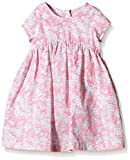 United Colors of Benetton 4S0CSV4BE-vestido Bebé-Niños    rosa Pink (Floral) 9 mes
