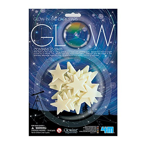 Glow In The Dark Stars Glowing Imaginations - 1