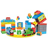 Mega Bloks Thomas & Friends Happy Birthday Thomas! Building Set