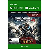 Gears of War 4 for Xbox One & Win 10 PC [Digital Download]