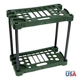 Garage Tamer™ By Vertex® - Original Storage Rack™ With High Density Storage Grids