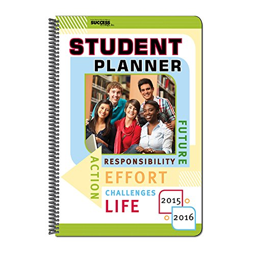 2015-16 Student Planner - 450D - Dated, Weekly, No Subjects, 5.25 X 8.25 PDF